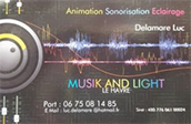 Musik and light